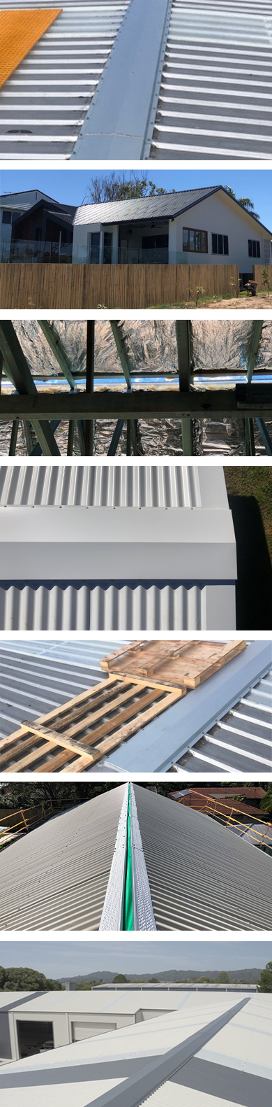 Multiple uses of Vent-a-Roof