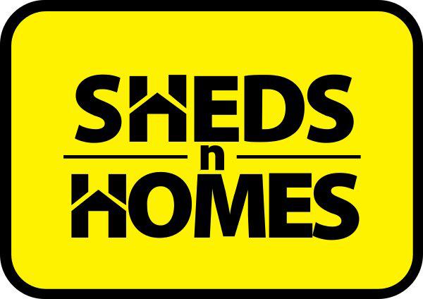 Sheds 'n' Homes Logo