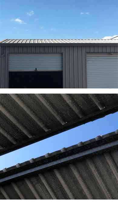 Metal Shed Ventilation with Vent-a-Roof